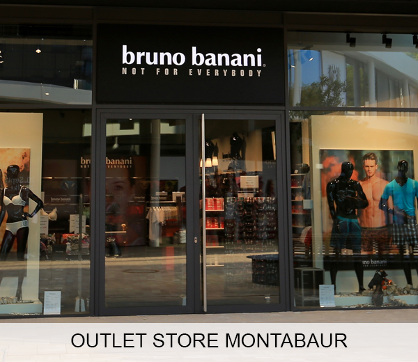 outlet store montabaur filialen bruno banani. Black Bedroom Furniture Sets. Home Design Ideas