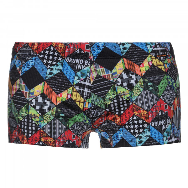 Pattern Mix - Hipshort
