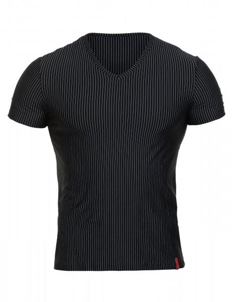 Basic Straight Line - V-Shirt