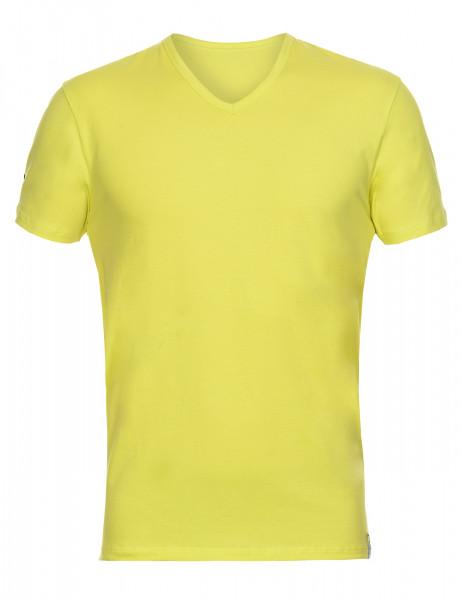Cotton Coloured - V-Shirt