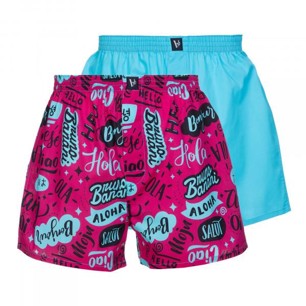 Plucky Art - Boxer Shorts 2Pack