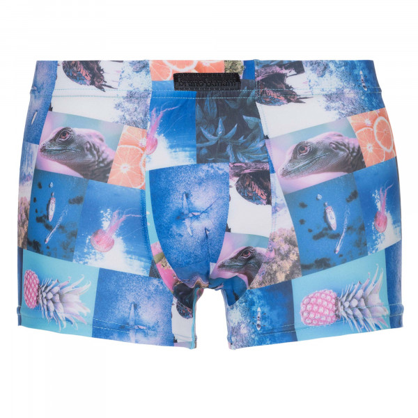 Tropical Paradise - Hip Shorts