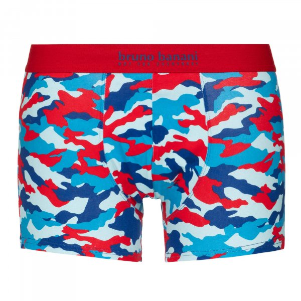Red Camouflage - Shorts