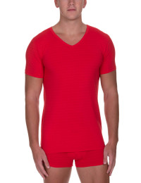 Check Line 2 - V-neck Shirt