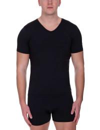 Micro Feel - V-neck Shirt