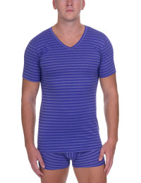 Globetrotter - V-neck Shirt