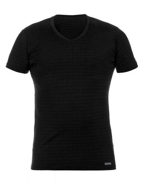 Check Line 2 - V-neck Shirt