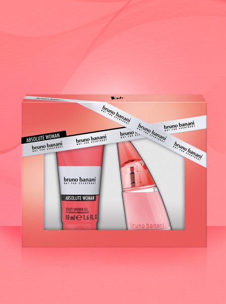 Absolute Woman - 2 piece gift set