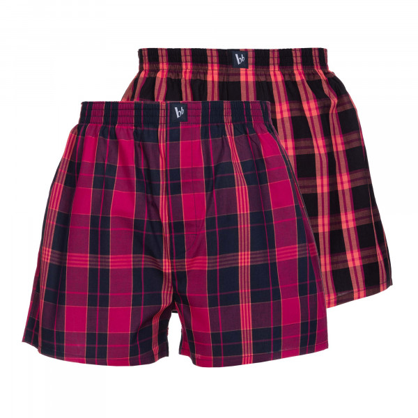 Squared Play - Boxershort 2Pack