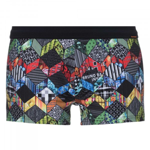 Pattern Mix - Shorts
