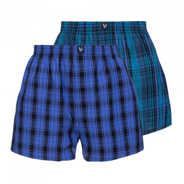 Squared Play - Boxer Shorts 2Pack